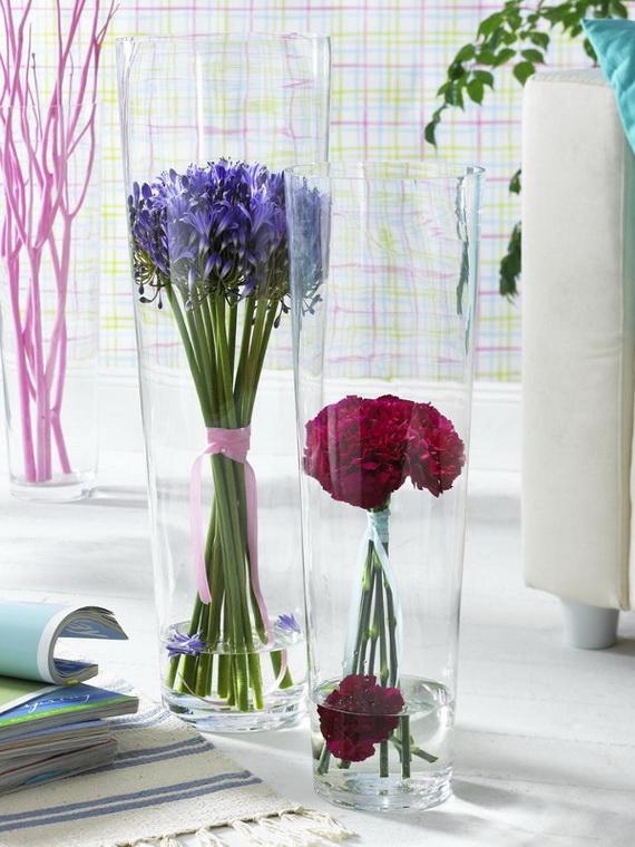Gorgeous Single Flower Decoration Ideas  (12)
