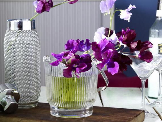 Gorgeous Single Flower Decoration Ideas  (15)