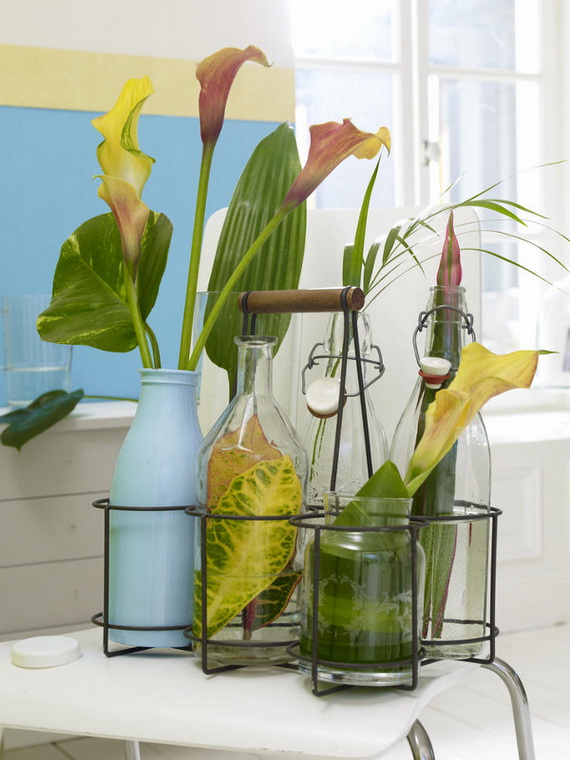 Gorgeous Single Flower Decoration Ideas  (17)