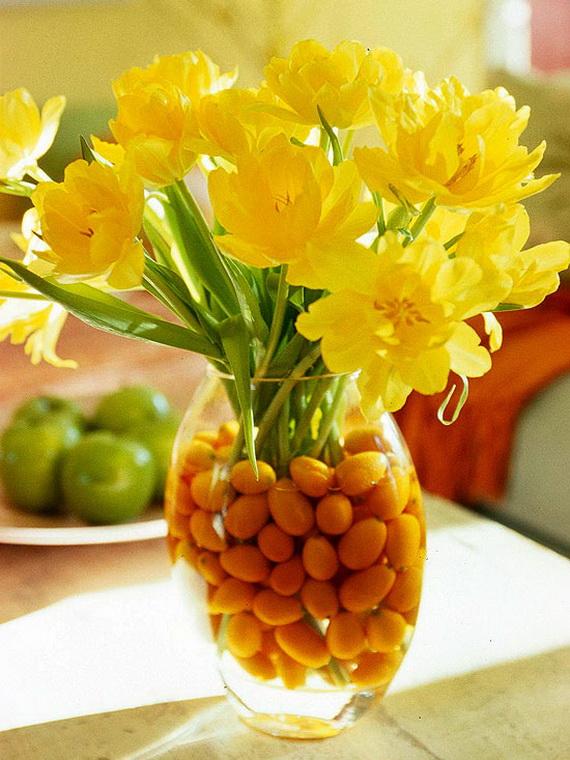 Gorgeous Single Flower Decoration Ideas  (22)