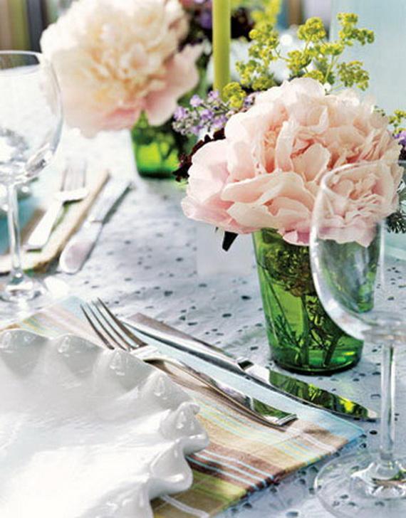 Gorgeous Single Flower Decoration Ideas  (28)