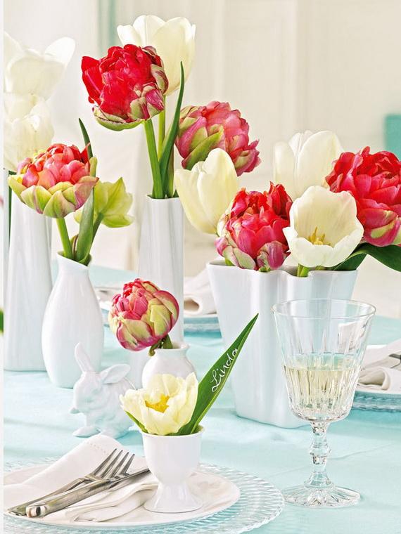 Gorgeous Single Flower Decoration Ideas  (4)