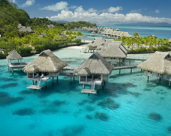 Hilton Bora Bora Nui Resort & Spa The French Polynesia Paradise_11