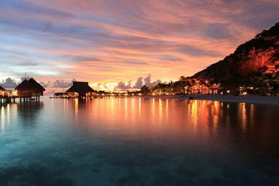 Hilton Bora Bora Nui Resort & Spa The French Polynesia Paradise_2