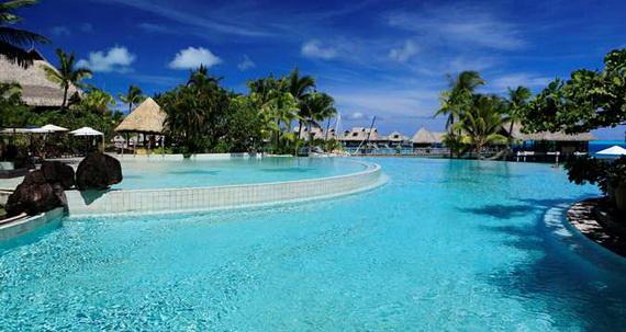 Hotel Outdoor Infinity Pool