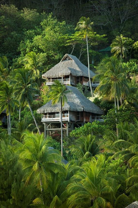 Hilton Bora Bora Nui Resort & Spa The French Polynesia Paradise_9