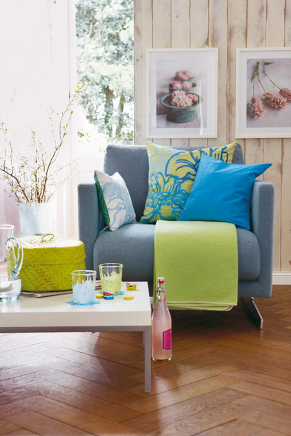 Imaginative Ideas For The Small Apartment  (2)