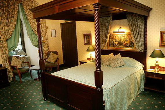 """Langley Castle Hotel """"A Castle Full Of History And Comfort"""" Northumberland_03"""