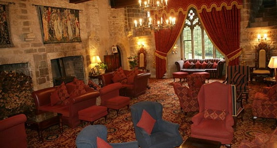 """Langley Castle Hotel """"A Castle Full Of History And Comfort"""" Northumberland_05"""
