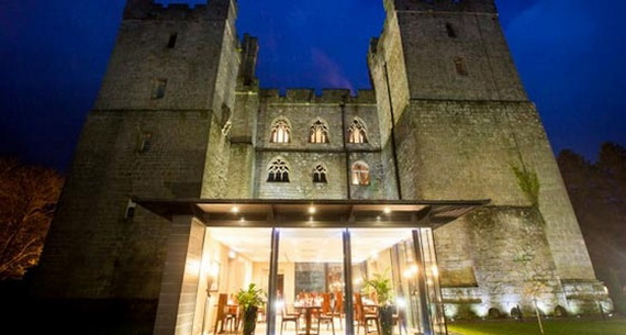 """Langley Castle Hotel """"A Castle Full Of History And Comfort"""" Northumberland_08"""