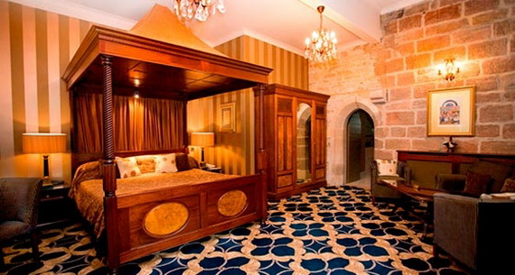"""Langley Castle Hotel """"A Castle Full Of History And Comfort"""" Northumberland_09"""