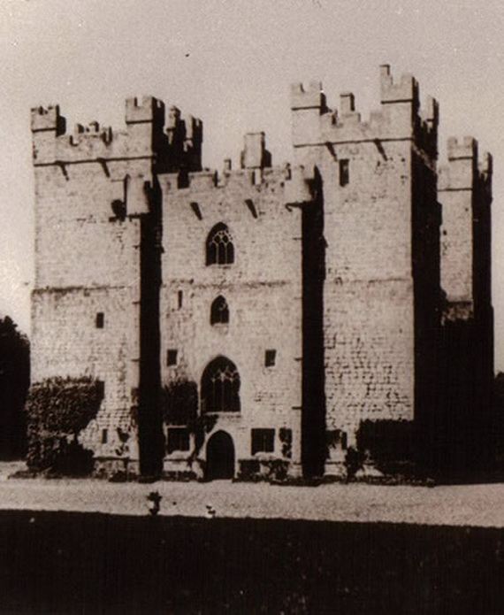 """Langley Castle Hotel """"A Castle Full Of History And Comfort"""" Northumberland_12"""