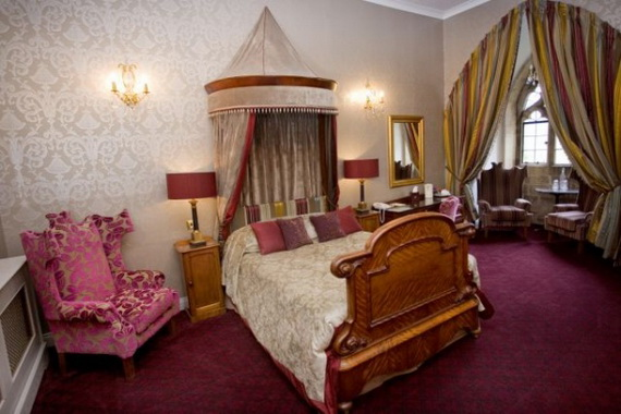 """Langley Castle Hotel """"A Castle Full Of History And Comfort"""" Northumberland_20"""