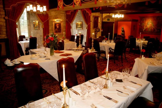 """Langley Castle Hotel """"A Castle Full Of History And Comfort"""" Northumberland_22"""