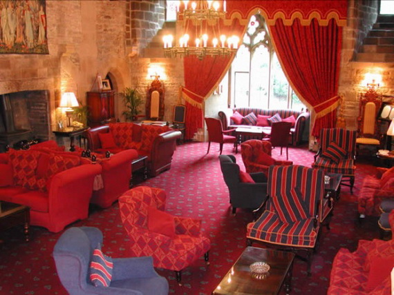 """Langley Castle Hotel """"A Castle Full Of History And Comfort"""" Northumberland_23"""