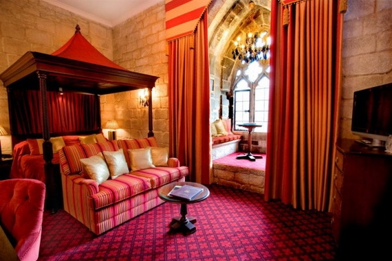 """Langley Castle Hotel """"A Castle Full Of History And Comfort"""" Northumberland_24"""
