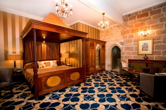 """Langley Castle Hotel """"A Castle Full Of History And Comfort"""" Northumberland_27"""