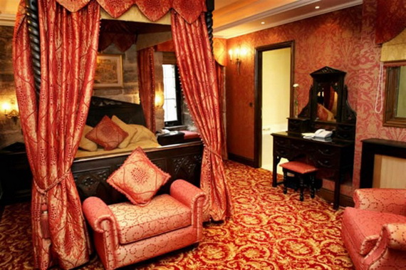 """Langley Castle Hotel """"A Castle Full Of History And Comfort"""" Northumberland_28"""