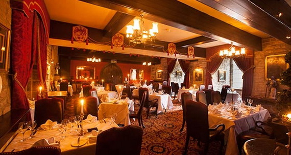 """Langley Castle Hotel """"A Castle Full Of History And Comfort"""" Northumberland_30"""