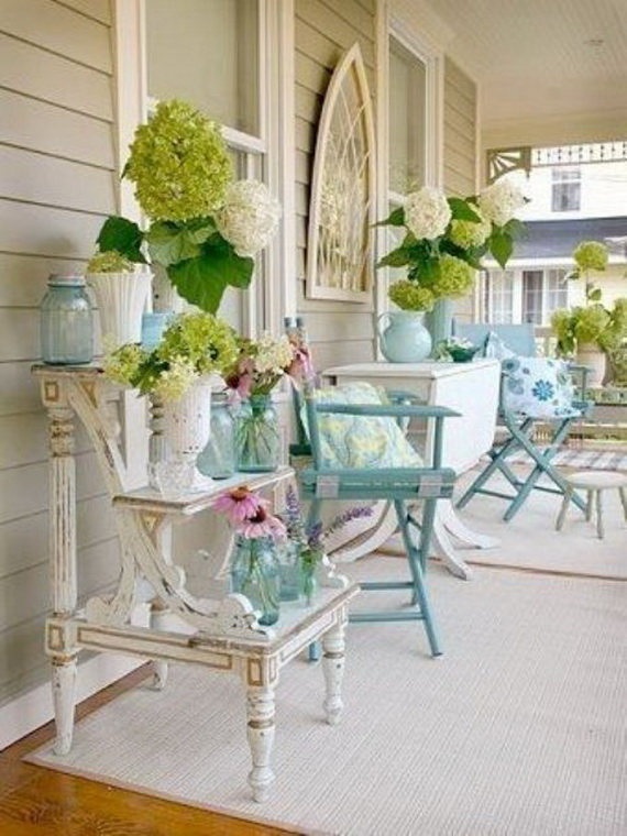 Outdoor Easter Decorations – 60 Ideas For A Special Holiday_07