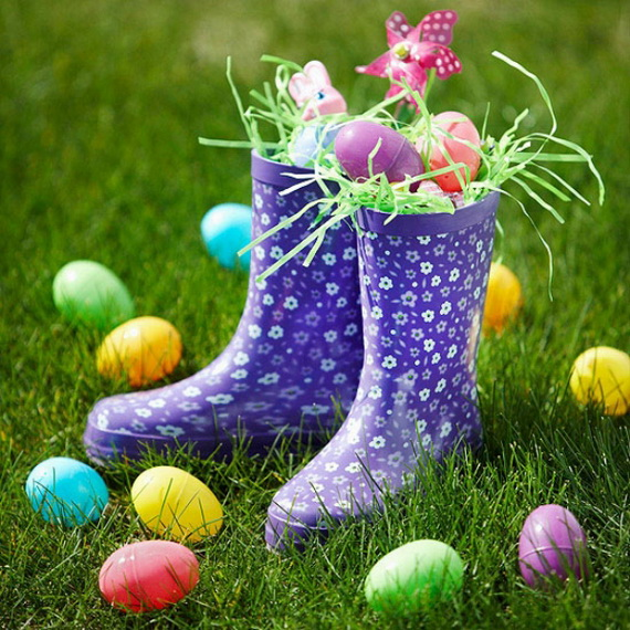 Outdoor Easter Decorations  (1)