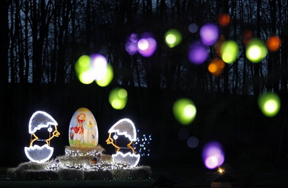 Outdoor Easter Decorations  (36)