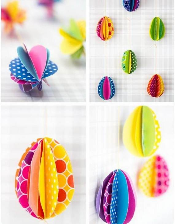 Refreshing-Craft-Ideas-for-Easter-and-Spring-Decoration-For-Home-3