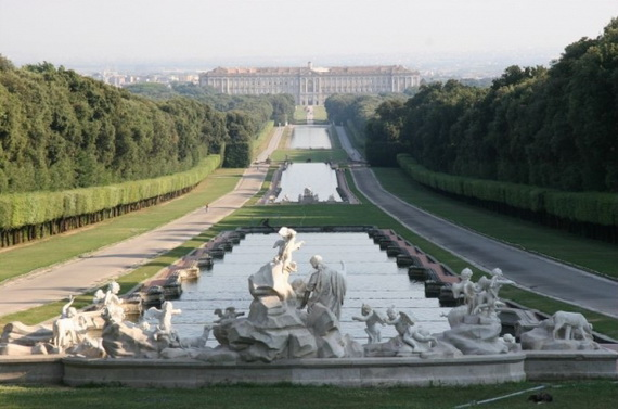 San Leucio Complex Caserta, Italian Unesco World Heritage Sites_3