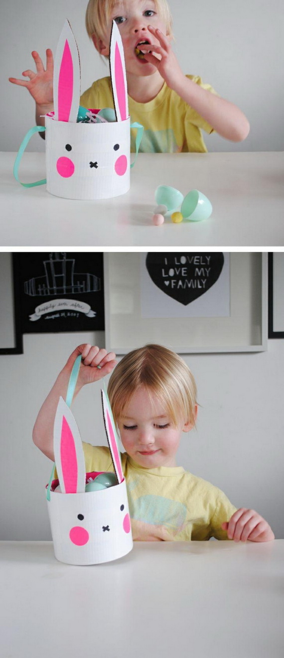 Simple And Attractive Easter and Spring Craft Ideas To Brighten Any Home_1