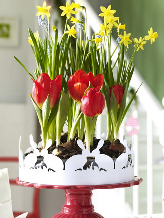 Simple And Attractive Easter and Spring Craft Ideas To Brighten Any Home_12