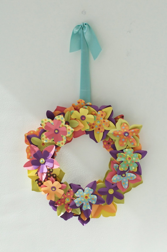 Simple And Attractive Easter and Spring Craft Ideas To Brighten Any Home_14