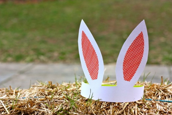 Simple And Attractive Easter and Spring Craft Ideas To Brighten Any Home_15