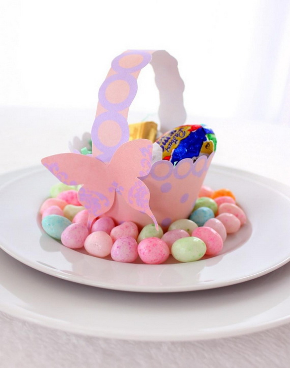 Simple And Attractive Easter and Spring Craft Ideas To Brighten Any Home_18