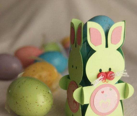 Simple And Attractive Easter and Spring Craft Ideas To Brighten Any Home_25