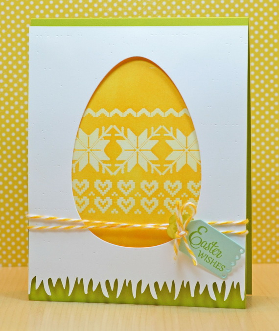 Simple And Attractive Easter and Spring Craft Ideas To Brighten Any Home_28
