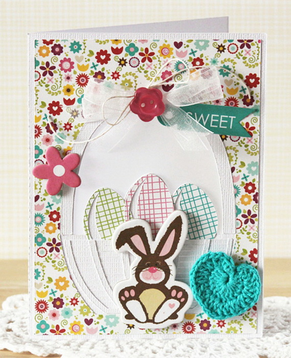 Simple And Attractive Easter and Spring Craft Ideas To Brighten Any Home_29