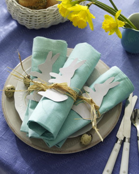 Simple And Attractive Easter and Spring Craft Ideas To Brighten Any Home_31