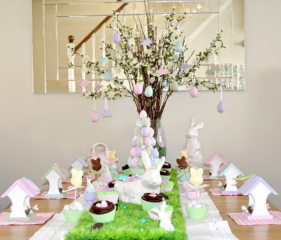 The Trendy Colors Of Easter - Easter Decoration In Pastel Colors_11