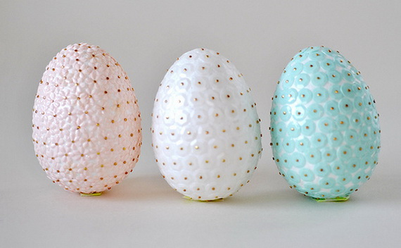 The Trendy Colors Of Easter - Easter Decoration In Pastel Colors_12