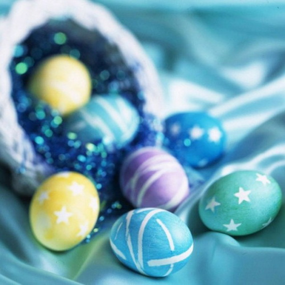 The Trendy Colors Of Easter - Easter Decoration In Pastel Colors_13