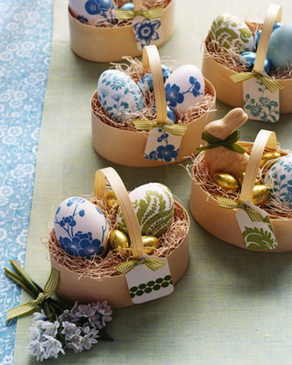 The Trendy Colors Of Easter - Easter Decoration In Pastel Colors_31