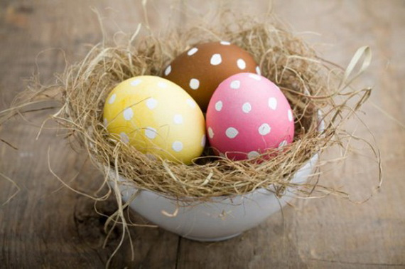 The Trendy Colors Of Easter - Easter Decoration In Pastel Colors_35