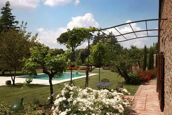 Villa Laura, Bramasole in Under the Tuscan Sun- Italy_20