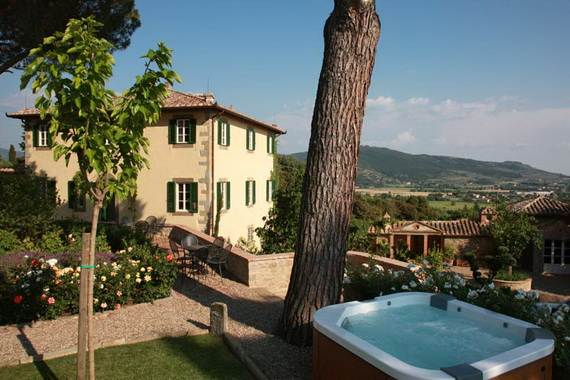 Villa Laura, Bramasole in Under the Tuscan Sun- Italy_21