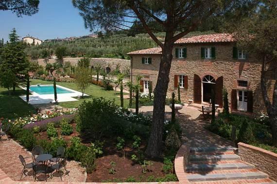 Villa Laura, Bramasole in Under the Tuscan Sun- Italy_22