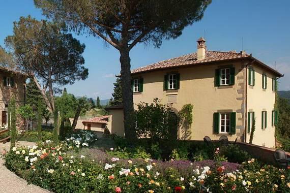 Villa Laura, Bramasole in Under the Tuscan Sun- Italy_24