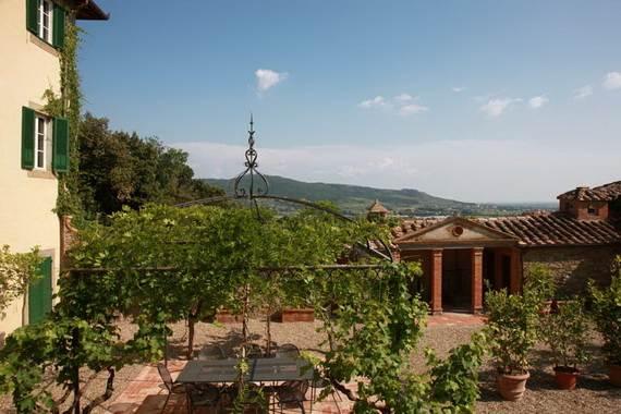 Villa Laura, Bramasole in Under the Tuscan Sun- Italy_25