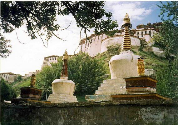 World Heritage Sites; Potala Palace at Lhasa, Tibet, China (14)