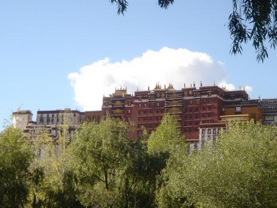 World Heritage Sites; Potala Palace at Lhasa, Tibet, China (2)