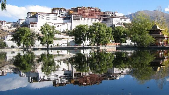 World Heritage Sites; Potala Palace at Lhasa, Tibet, China (5)